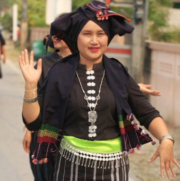 Taidam Traditional Dancing