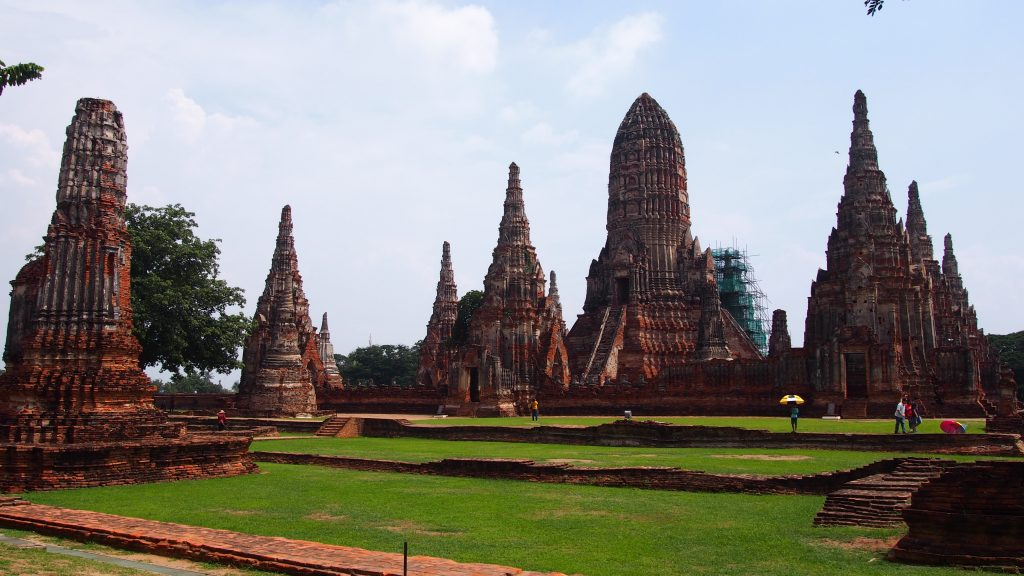 historic-city-Ayutthaya